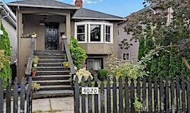 4018 Fleming Street, Vancouver, BC, V5N 3W3
