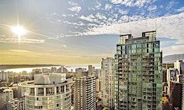 3202-1200 W Georgia Street, Vancouver, BC, V6E 4R2