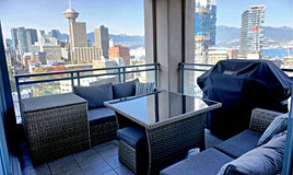 1702-183 Keefer Place, Vancouver, BC, V6B 6B9