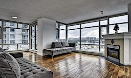 602-1199 Marinaside Crescent, Vancouver, BC, V6Z 2Y2