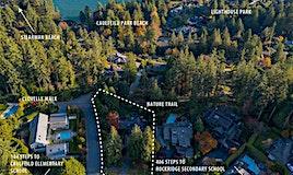 4601 Caulfeild Drive, West Vancouver, BC, V7W 1E7