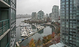 1801-1033 Marinaside Crescent, Vancouver, BC, V6Z 3A3