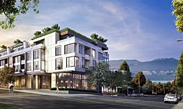 307-3639 W 16th Avenue, Vancouver, BC, V6R 3C3