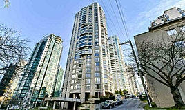 1601-738 Broughton Street, Vancouver, BC, V6G 3A7