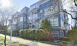 106-2815 Yew Street, Vancouver, BC, V6K 3H6