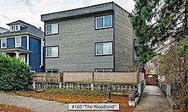 103-1540 E 4th Avenue, Vancouver, BC, V5N 1J8