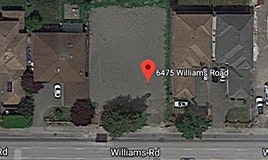 6475 Williams Road, Richmond, BC, V7E 1K6