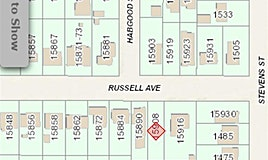 15908 Russell Avenue, Surrey, BC, V4B 2S4