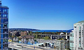 2201-583 Beach Crescent, Vancouver, BC, V6Z 3E6