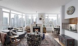 2205-1383 Marinaside Crescent, Vancouver, BC, V6Z 2W9