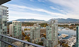 2202-1499 W Pender Street, Vancouver, BC, V6G 0A7