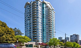1402-121 Tenth Street, New Westminster, BC, V3M 3X7