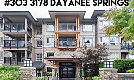 303-3178 Dayanee Springs Boulevard, Coquitlam, BC, V3E 0B9