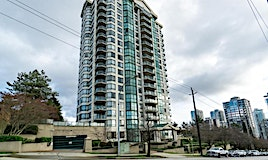 1801-121 Tenth Street, New Westminster, BC, V3M 3X7