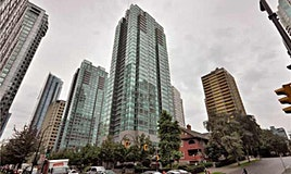 2802-1288 W Georgia Street, Vancouver, BC, V6E 4R3