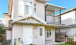 6061 Main Street, Vancouver, BC, V5W 2T6