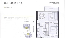 3610-9981 Whalley Boulevard, Surrey, BC, V3T 0G6