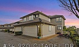 34-920 Citadel Drive, Port Coquitlam, BC, V3C 5X8