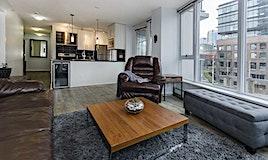 603-188 Keefer Place, Vancouver, BC, V6B 0J1