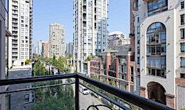 604-1295 Richards Street, Vancouver, BC, V6B 1B7