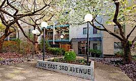 317-1422 E 3rd Avenue, Vancouver, BC, V5N 5R5