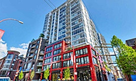 1101-188 Keefer Street, Vancouver, BC, V6A 0E3