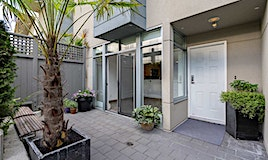 TH11-63 Keefer Place, Vancouver, BC, V6B 6N6