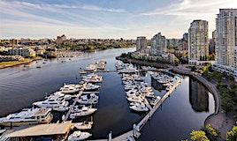 2206-1033 Marinaside Crescent, Vancouver, BC, V6Z 3A3