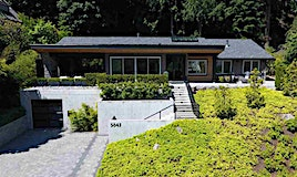 5843 Falcon Road, West Vancouver, BC, V7W 1W5