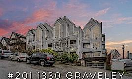 201-1330 Graveley Street, Vancouver, BC, V5L 3A2