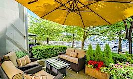 119-1228 Marinaside Crescent, Vancouver, BC, V6Z 2W4