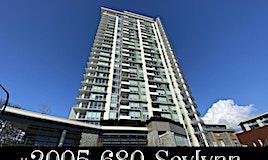 2005-680 Seylynn Crescent, North Vancouver, BC, V7J 0B5