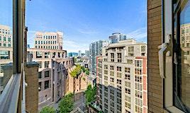 1307-822 Homer Street, Vancouver, BC, V6B 2W5