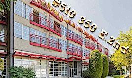 510-350 E 2nd Avenue, Vancouver, BC, V5T 4R8