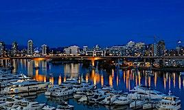 805-1288 Marinaside Crescent, Vancouver, BC, V6Z 2W5