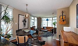 1705-1199 Marinaside Crescent, Vancouver, BC, V6Z 2Y2