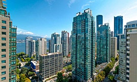 2102-717 Jervis Street, Vancouver, BC, V6E 4L5