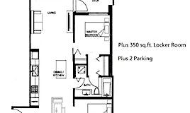 3306-6658 Dow Avenue, Burnaby, BC, V5H 0C7