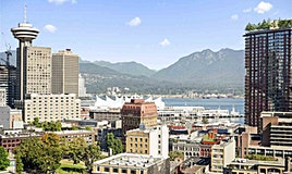 2802-188 Keefer Place, Vancouver, BC, V6B 0J1