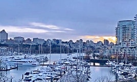 3F-1067 Marinaside Crescent, Vancouver, BC, V6Z 3A4