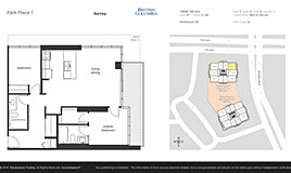 1807-13688 100 Avenue, Surrey, BC, V3T 0G5