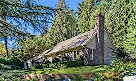 4619 Caulfeild Drive, West Vancouver, BC, V7W 2T9