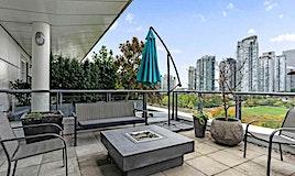 801-1383 Marinaside Crescent, Vancouver, BC, V6Z 2W9