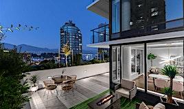 602-620 Cardero Street, Vancouver, BC, V6G 3V6