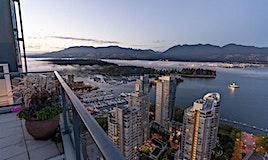 1807-1189 Melville Street, Vancouver, BC, V6E 4T8