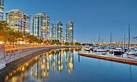 502-1199 Marinaside Crescent, Vancouver, BC, V6Z 2Y2