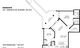 109-2088 Beta Avenue, Burnaby, BC, V5C 0C8