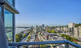 1806-125 Columbia Street, New Westminster, BC, V3L 0G8