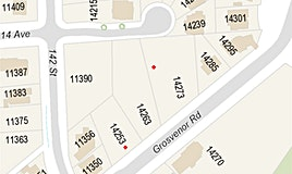 #LT.3 Grosvenor Road, Surrey, BC, V3R 2M8