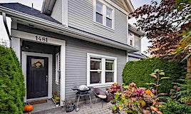 1481 E 20th Avenue, Vancouver, BC, V5N 2K5